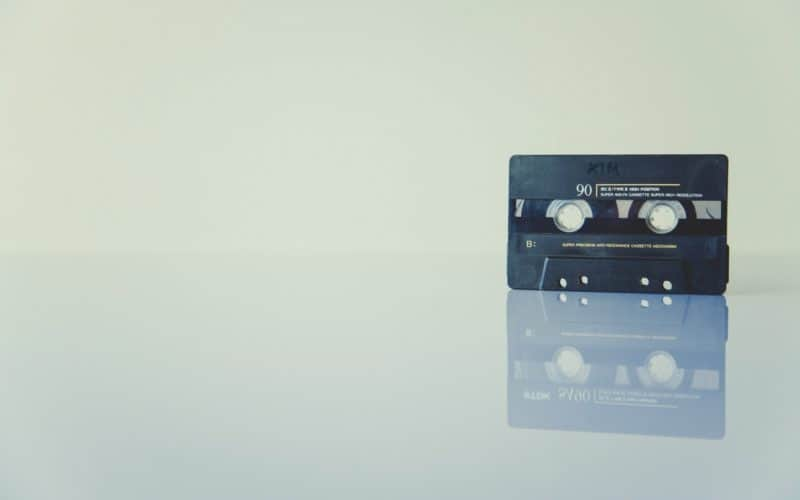 Rerecording Old Tapes