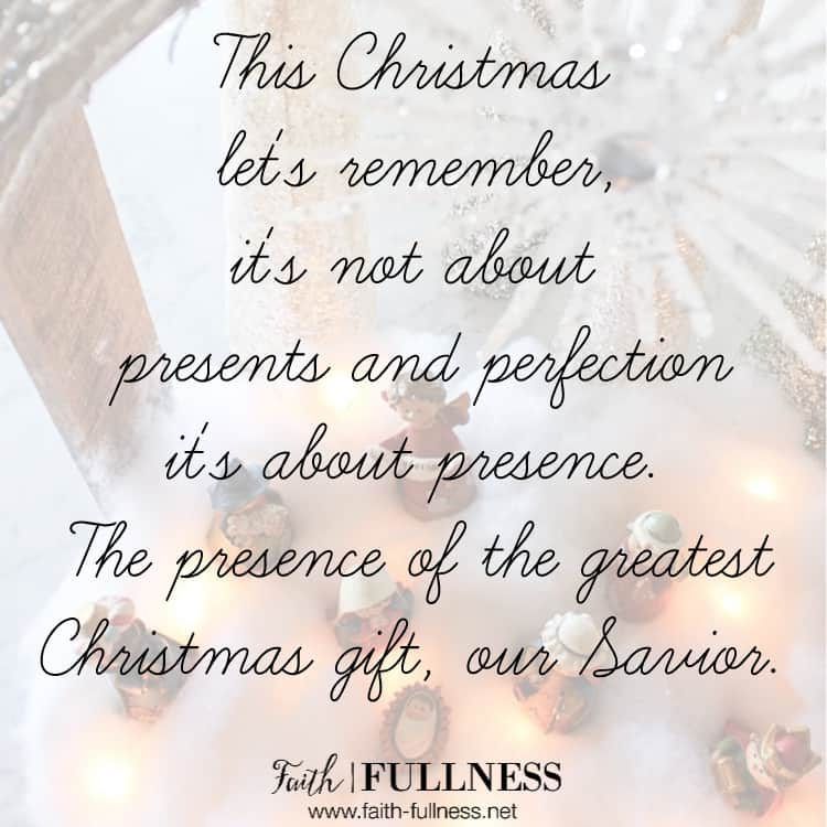 When Christmas threw up at my house - Getting back to the real meaning of Christmas. | Faith-Fullness.net